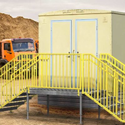 Modular Stair & Access Systems Products | CTS Industries