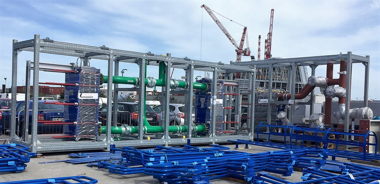 Modular Packaged Skid | CTS Industries